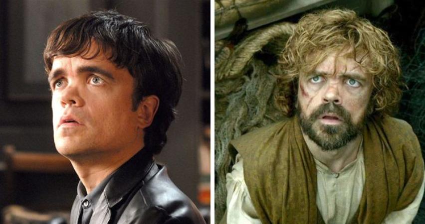 Peter Dinklage in 'The Station Agent' en als Tyrion Lannister