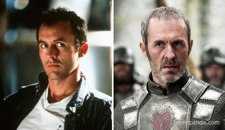 Stephen Dillane in 'Welcome To Sarajevo' en als Stanis Baratheon