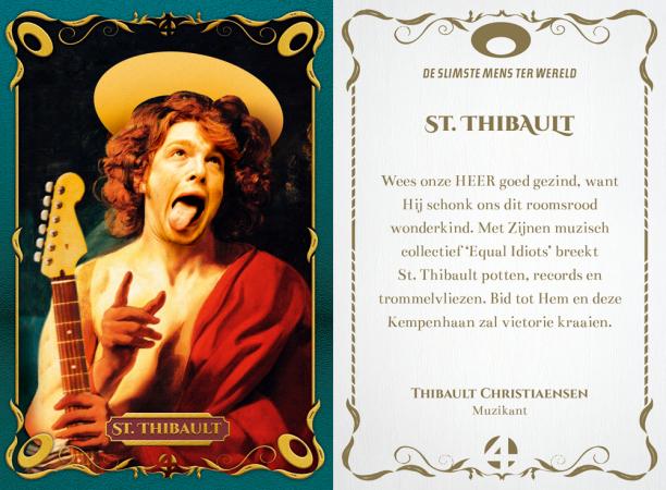 Thibault Christiaensen