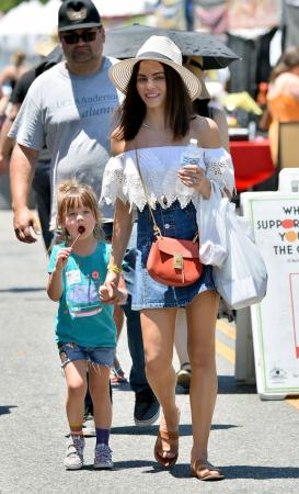 Everly, het dochtertje van Channing Tatum en Jenna Dewan