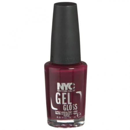 NYC Nagellak Gell Gloss 306 Downtown