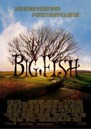 7. Big Fish (2003)