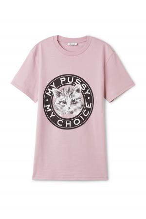 T-shirt met print – € 15