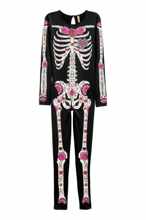 Verkleedpak skelet