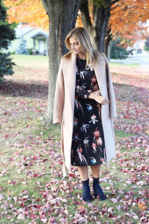 Pinspiration: maxi coat