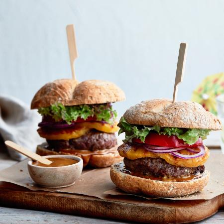 Vrijdag: hamburger exotique