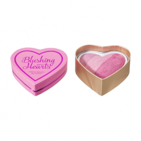 I Heart Make-Up Blushing Hearts Blushing Heart Triple Baked Blusher