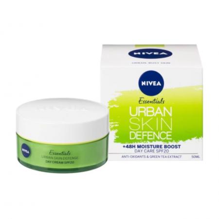 Nivea Essentials Urban Skin Defence SPF20 Dagcrème