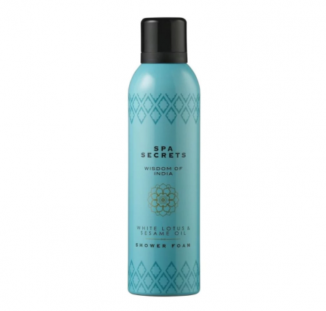 Spa Secrets Wisdom of India Shower Foam
