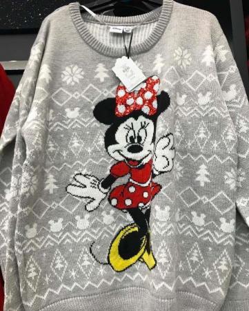 Le pull «Minnie»