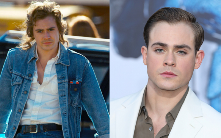 Billy Hargrove – Dacre Montgomery