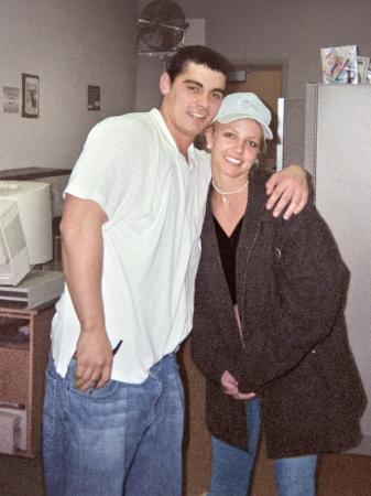 Jason Alexander & Britney Spears: 55heures