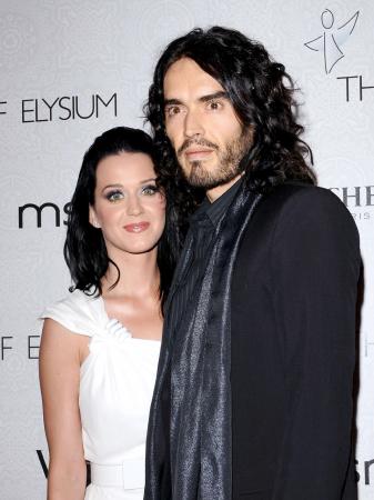 Katy Perry & Russell Brand: 14 maanden