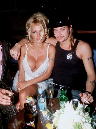 Pamela Anderson & Kid Rock: 4 maanden