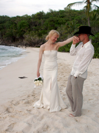 Renée Zellweger en Kenny Chesney
