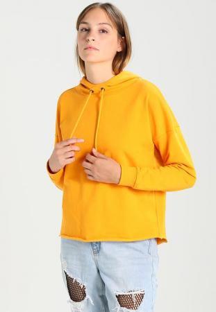 Draag een hoodie onder je jas