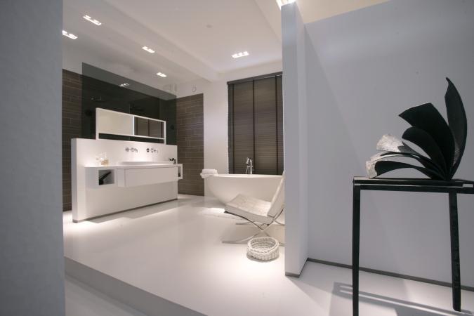Royal suite: bathroom