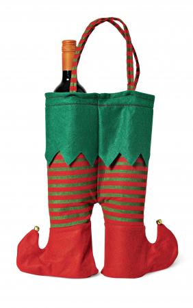Chaussons d'elfe – sac à bouteilles