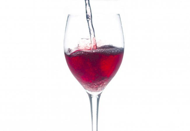 2. Au vin rouge