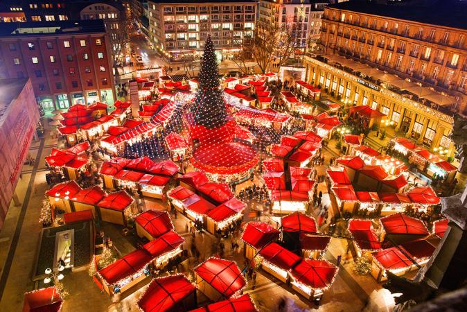 Kerstmarkt van Keulen, Duitsland
