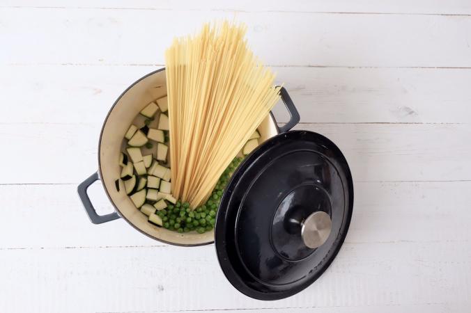 Le one pot pasta