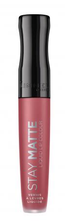 Rimmel London Stay Matte Liquid Lip Colour 100 Pink Bliss