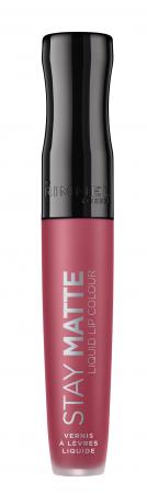 Rimmel London Stay Matte Liquid Lip Colour 210 Rose Shine