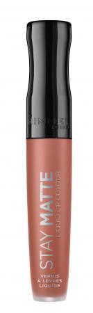 Rimmel London Stay Matte Liquid Lip Colour 720 Moca