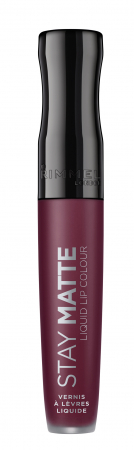 Rimmel London Stay Matte Liquid Lip Colour 800 Midnight