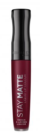 Rimmel London Stay Matte Liquid Lip Colour 810 Plum This Show