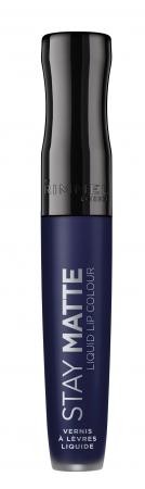 Rimmel London Stay Matte Liquid Lip Colour 830 Blue Iris