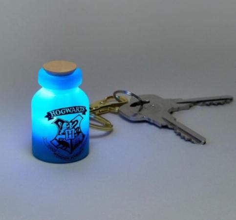 Lichtgevende sleutelhanger