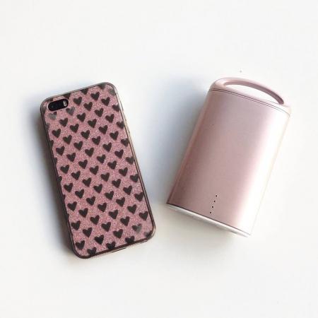 iPhone en powerbank