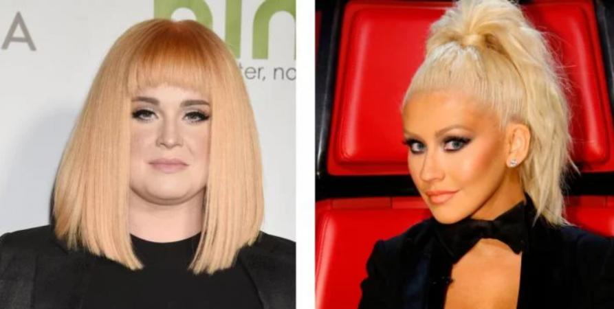 9. Kelly Osbourne vs Christina Aguilera