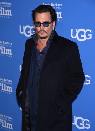 2003: Johnny Depp