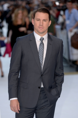 2012: Channing Tatum