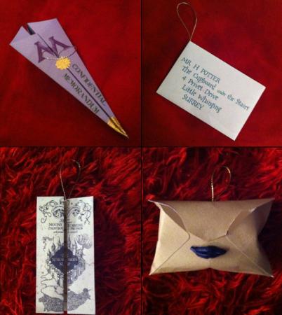 Idées de déco pour un sapin Harry Potter