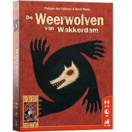 Kaartspel Weerwolven van Wakkerdam