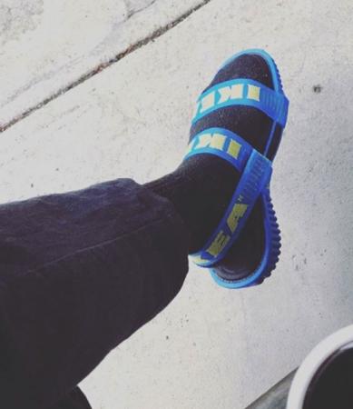 Sandalen van Nicole McLaughlin