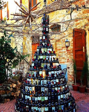 De boom van onze dromen (indien de flessen vol zijn, natuurlijk).<br /> @angel_eye