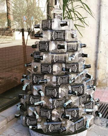 De boom van mister Jack Daniels<br /> @rosymj76