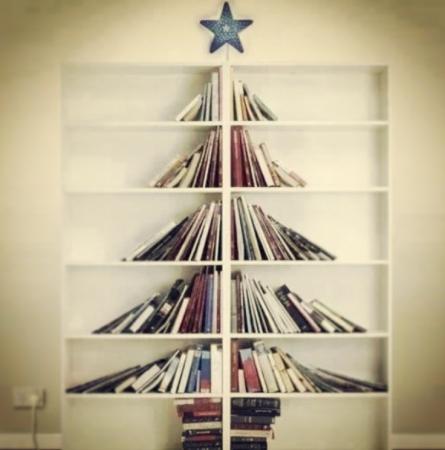 De boom voor boekenwurmen<br /> @crisgb80