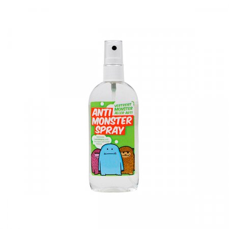 Un spray anti-monstres