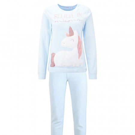 "Pyjama ""Believe in unicorns"""