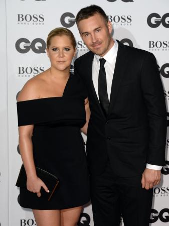 Amy Schumer (36) en Ben Hanisch