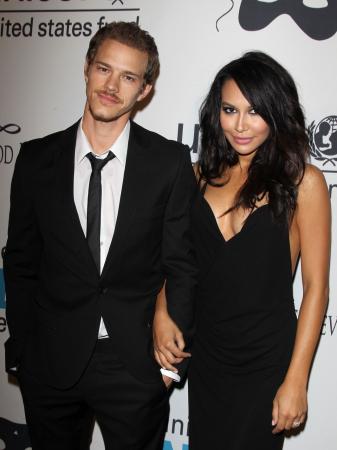 Ryan Dorsey (34) en Naya Rivera (30)