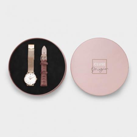 Horloge met extra bandje