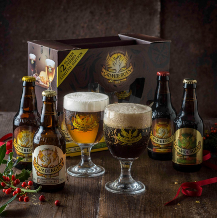 Grimbergen Limited Edition Gift Box