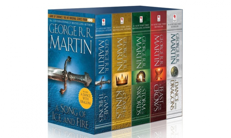 Game of Thrones: A Song of Ice and Fire-boxset