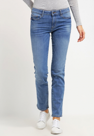2017: straight leg jeans